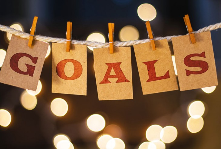 Front-goals
