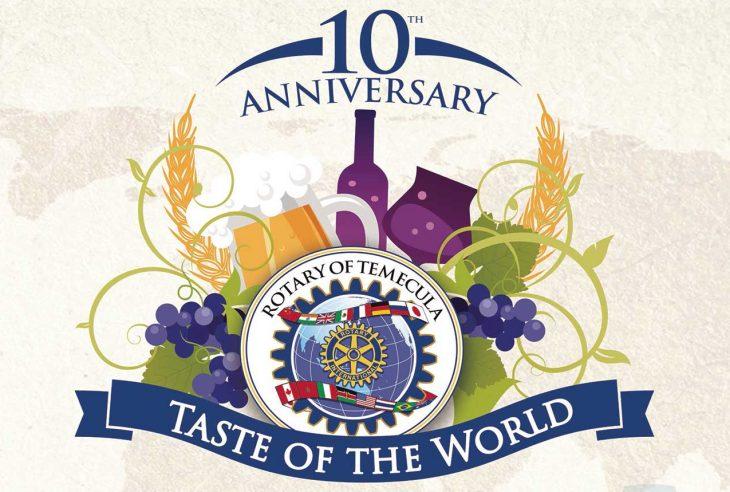 Rotary Taste of the World