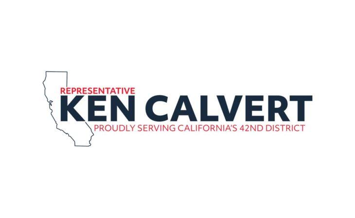 Ken Calvert logo
